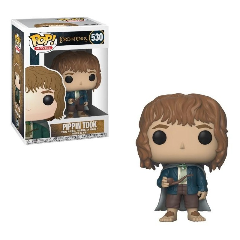 POP LORD OF THE RINGS 530 PIPPIN TOOK - Figurines POP au prix de 14,95€