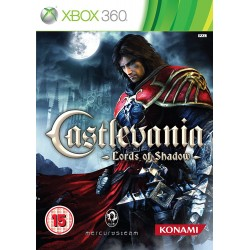 X360 CASTLEVANIA LORDS OF SHADOW - Jeux Xbox 360 au prix de 9,95 €
