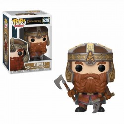 POP LORD OF THE RINGS 629 GIMLI - Figurines POP au prix de 14,95 €