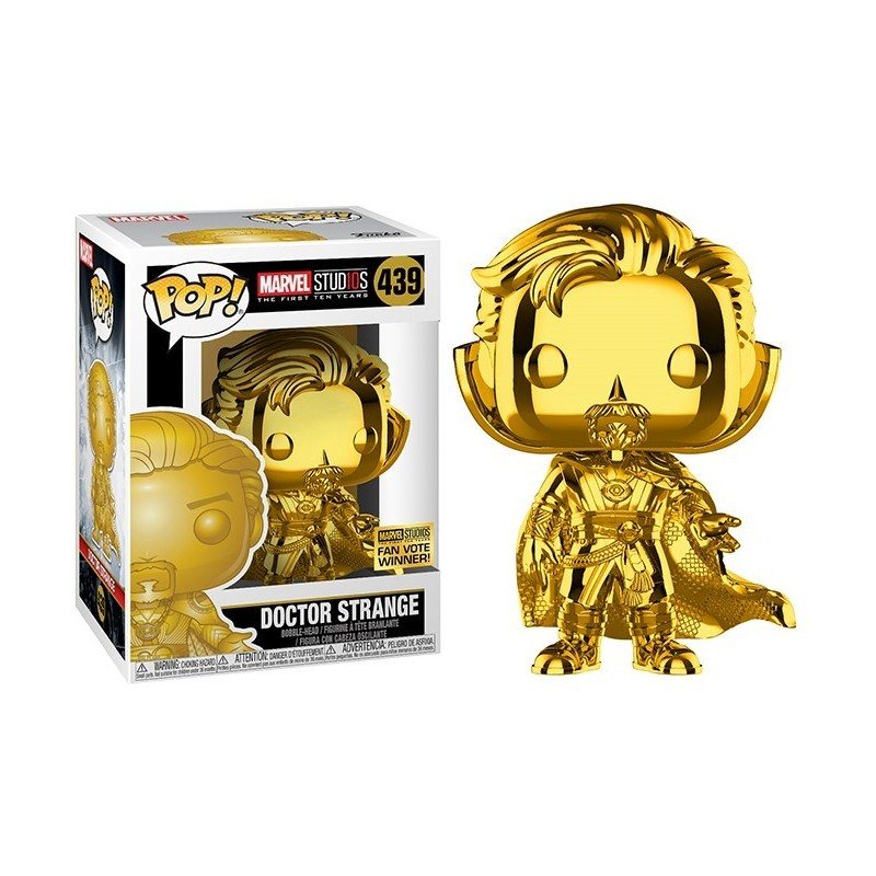 POP MARVEL 439 DOCTOR STRANGE - Figurines POP au prix de 17,95€
