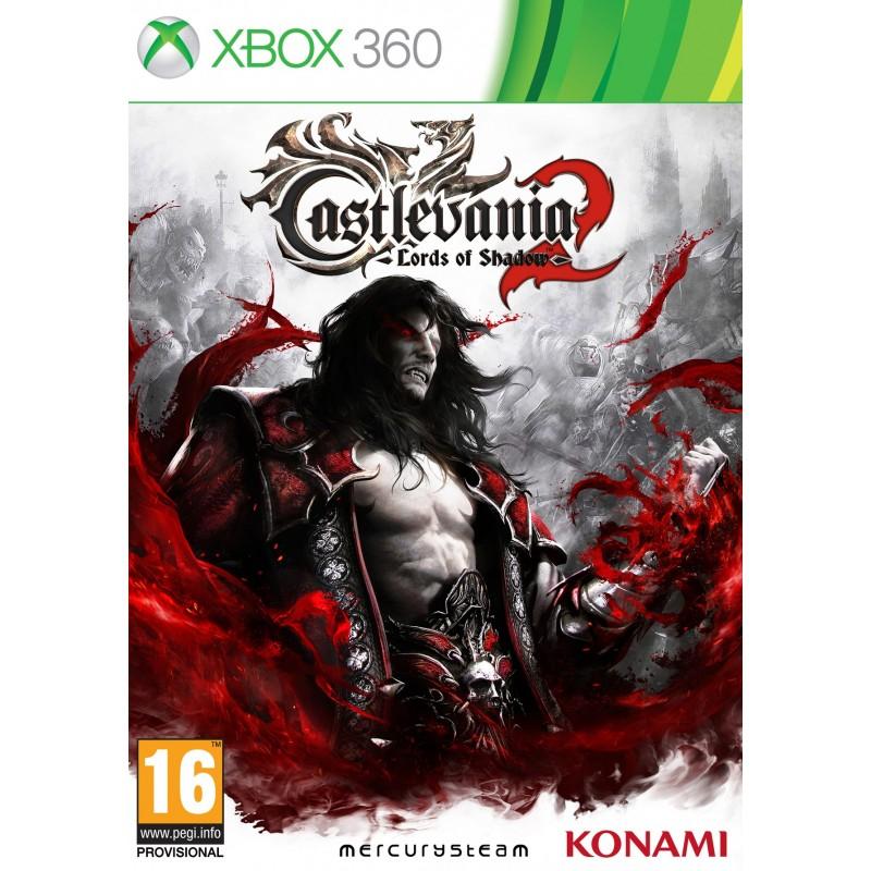 X360 CASTLEVANIA LORDS OF SHADOW 2 - Jeux Xbox 360 au prix de 9,95€