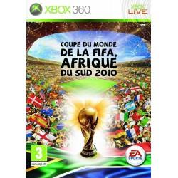 X360 COUPE DU MONDE FIFA, AFRIQUE DU SUD 2010 - Jeux Xbox 360 au prix de 4,95€