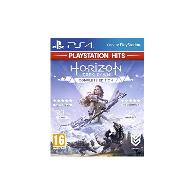 PS4 HORIZON ZERO DAWN COMPLETE EDITION HITS - Jeux PS4 au prix de 19,95€