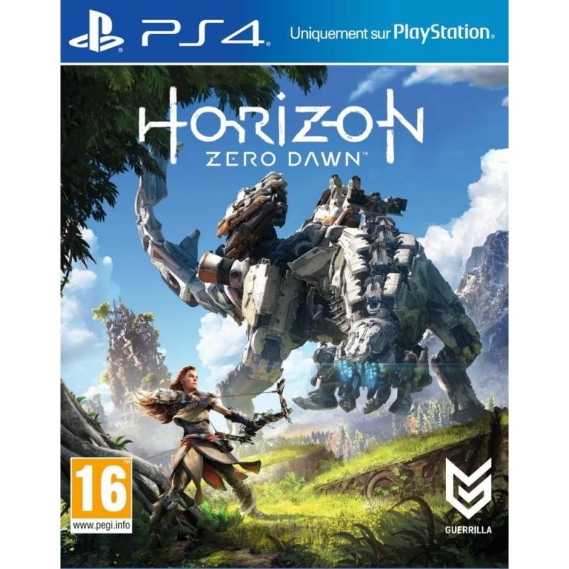 PS4 HORIZON ZERO DAWN OCC - Jeux PS4 au prix de 14,95€