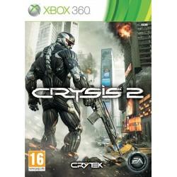 X360 CRYSIS 2 - Jeux Xbox 360 au prix de 4,95€