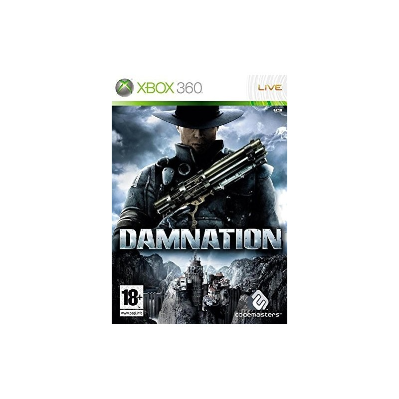 X360 DAMNATION - Jeux Xbox 360 au prix de 6,95€