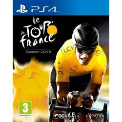 PS4 LE TOUR DE FRANCE 2015 OCC - Jeux PS4 au prix de 14,95€