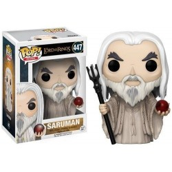 POP LORD OF THE RINGS 447 SARUMAN - Figurines POP au prix de 14,95 €