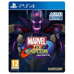 PS4 MARVEL VS CAPCOM INFINITE STEELBOOK OCC - Jeux PS4 au prix de 19,95€