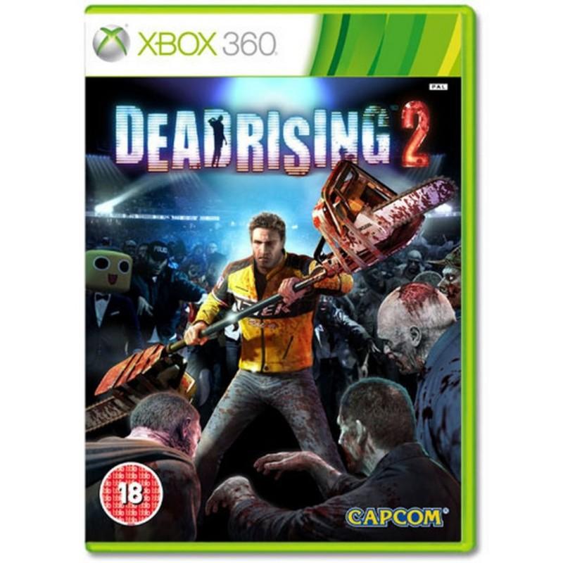 X360 DEAD RISING 2 - Jeux Xbox 360 au prix de 6,95€