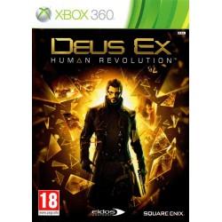 X360 DEUS EX : HUMAN REVOLUTION - Jeux Xbox 360 au prix de 5,95€