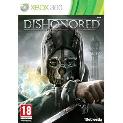 X360 DISHONORED - Jeux Xbox 360 au prix de 6,95€
