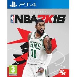 PS4 NBA 2K18 OCC - Jeux PS4 au prix de 5,95€