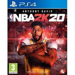PS4 NBA 2K20 - Jeux PS4 au prix de 29,95€