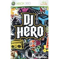 X360 DJ HERO - Jeux Xbox 360 au prix de 2,95€