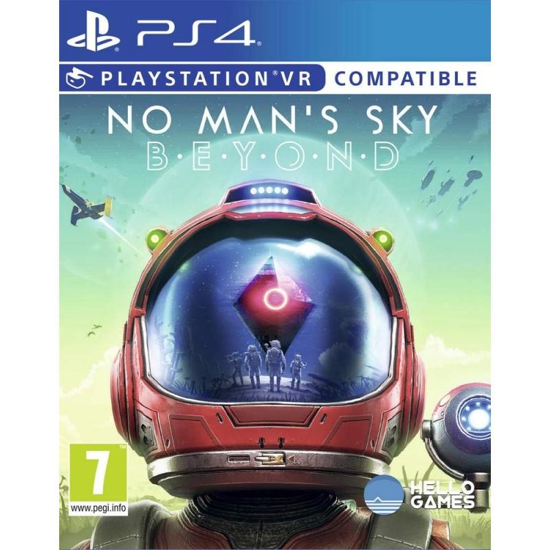 PS4 NO MAN S SKY BEYOND - Jeux PS4 au prix de 29,95€