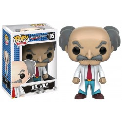 POP MEGAMAN 105 DR WILY - Figurines POP au prix de 14,95 €