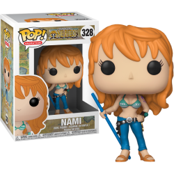 POP ONE PIECE 328 NAMI - Figurines POP au prix de 14,95 €
