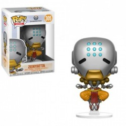 POP OVERWATCH 305 ZENYATTA - Figurines POP au prix de 14,95 €