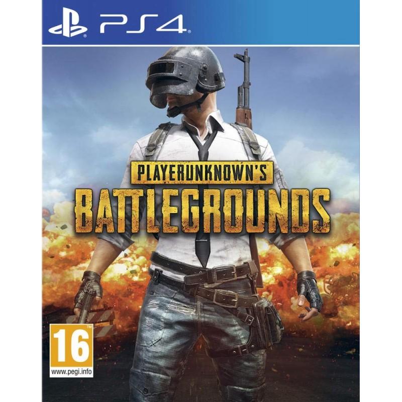 PS4 PLAYERUNKNOWN S BATTLEGROUNDS OCC - Jeux PS4 au prix de 9,95€