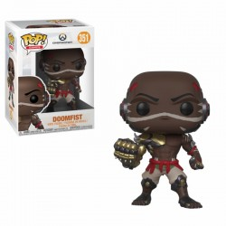 POP OVERWATCH 351 DOOMFIST - Figurines POP au prix de 14,95 €