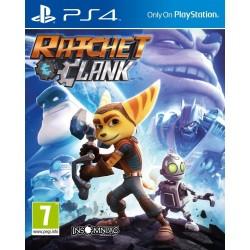 PS4 RATCHET ET CLANK OCC - Jeux PS4 au prix de 14,95€