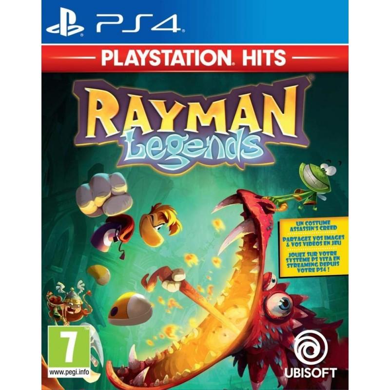 PS4 RAYMAN LEGENDS HITS - Jeux PS4 au prix de 19,95€