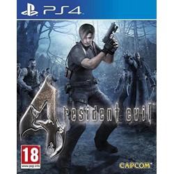 PS4 RESIDENT EVIL 4 - Jeux PS4 au prix de 19,95€