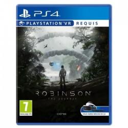 PS4 ROBINSON THE JOURNEY OCC - Jeux PS4 au prix de 14,95€