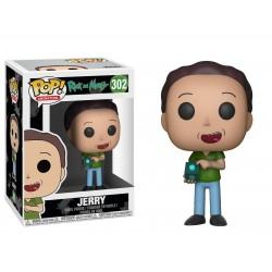 POP RICK AND MORTY 302 JERRY - Figurines POP au prix de 14,95€