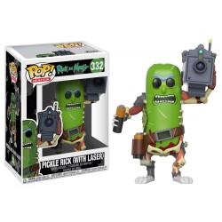 POP RICK AND MORTY 332 PICKLE RICK LASER - Figurines POP au prix de 14,95€