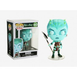 POP RICK AND MORTY 443 KIARA - Figurines POP au prix de 14,95€