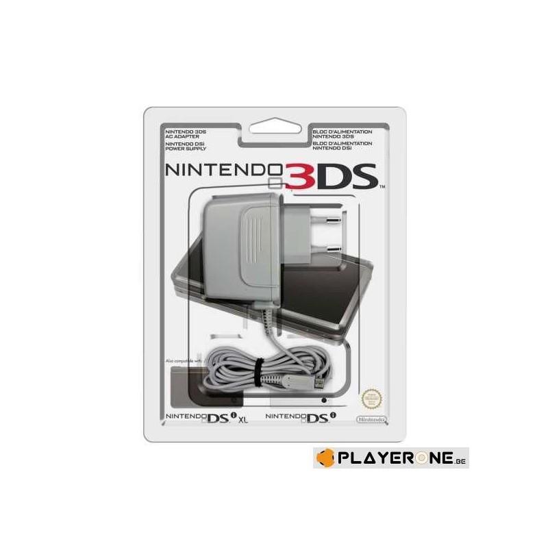BLOC ALIMENTATION 3DS - Accessoires 3DS au prix de 9,95€