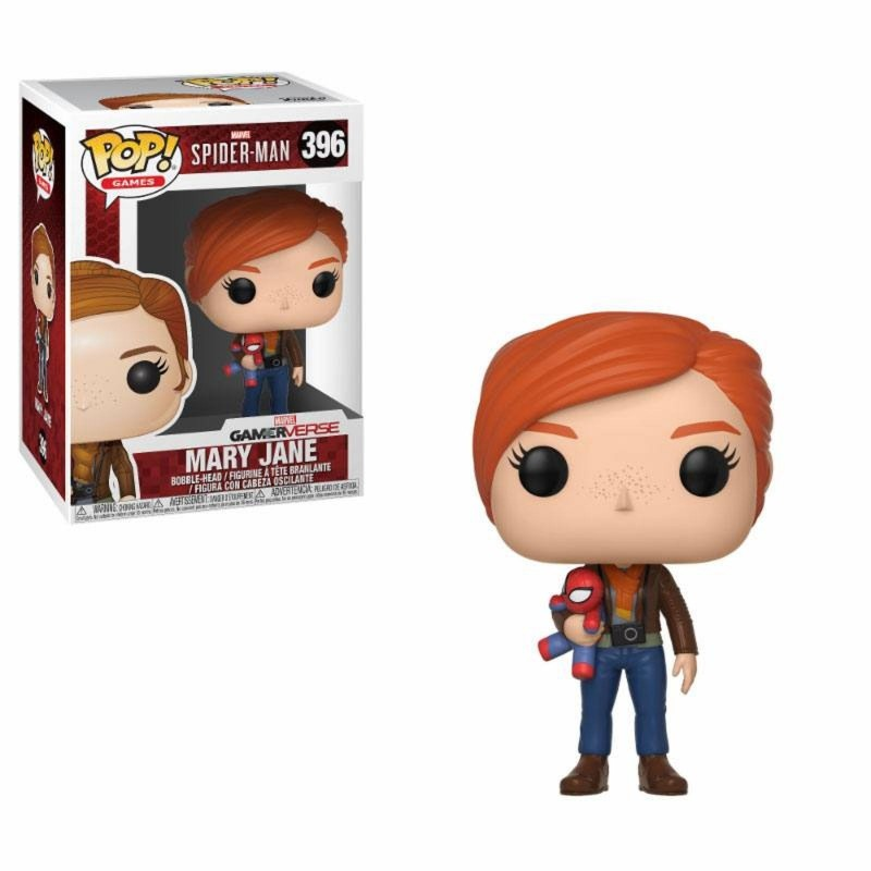 POP SPIDERMAN 396 MARY JANE - Figurines POP au prix de 14,95 €