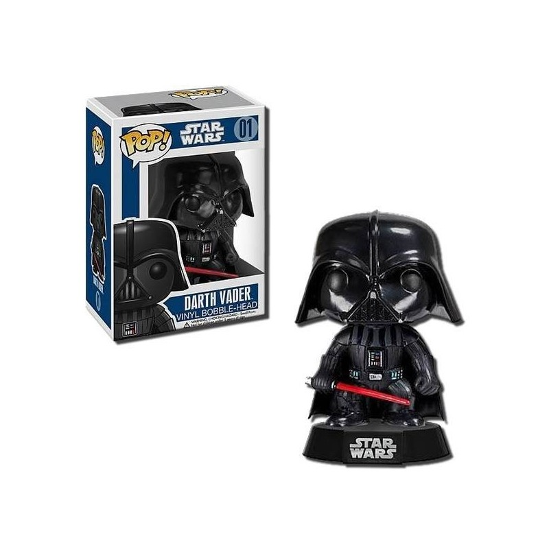 POP STAR WARS 01 DARTH VADER - Figurines POP au prix de 14,95 €