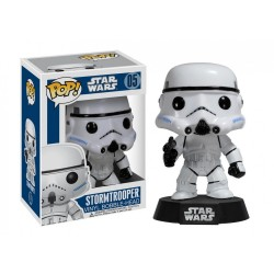 POP STAR WARS 05 STORM TROOPER - Figurines POP au prix de 14,95 €