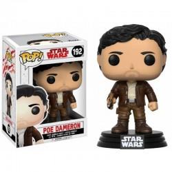 POP STAR WARS 192 POE DAMERON - Figurines POP au prix de 14,95€
