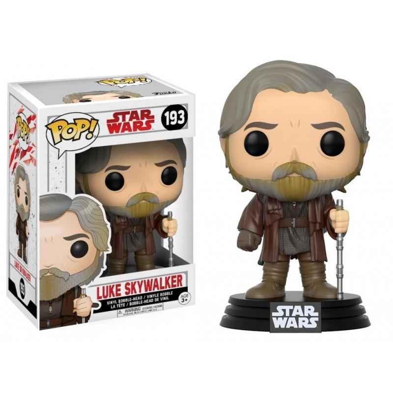 POP STAR WARS 193 LUKE SKYWALKER - Figurines POP au prix de 14,95€