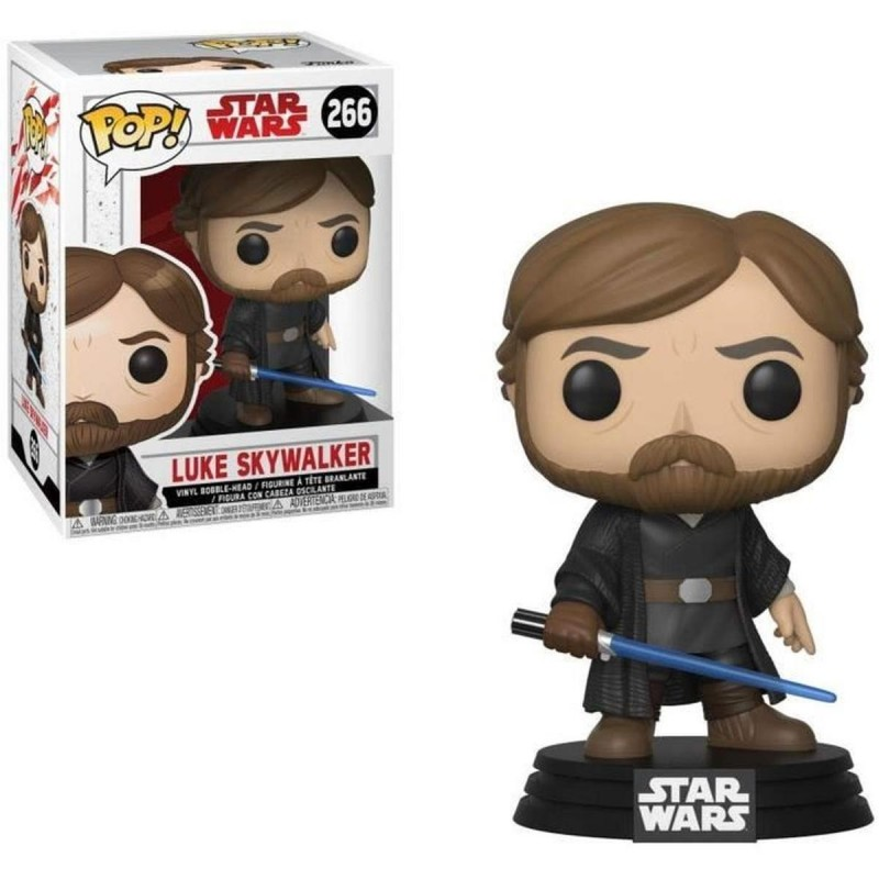 POP STAR WARS 266 LUKE SKYWALKER FINAL BATTLE - Figurines POP au prix de 14,95 €