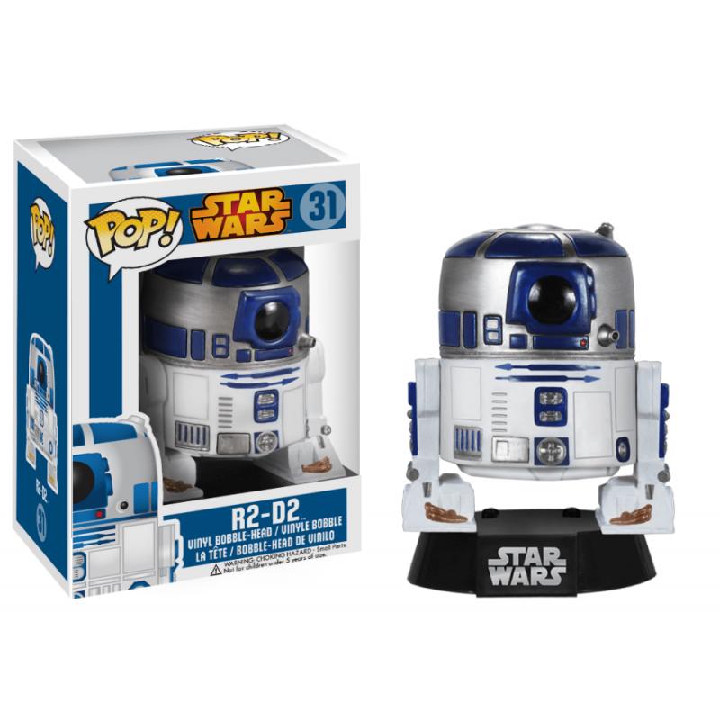 POP STAR WARS 31 R2-D2 - Figurines POP au prix de 14,95€