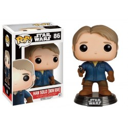 POP STAR WARS 86 HAN SOLO - Figurines POP au prix de 14,95 €