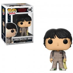 POP STRANGER THINGS 546 MIKE GHOSTBUSTER - Figurines POP au prix de 14,95 €