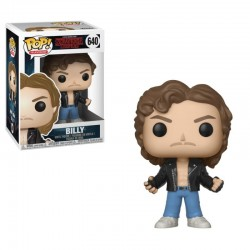 POP STRANGER THINGS 640 BILLY AT HALLOWEEN - Figurines POP au prix de 14,95 €