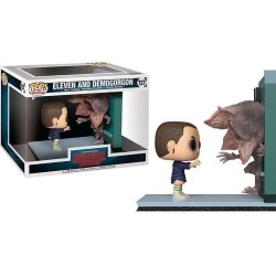 POP STRANGER THINGS 727 ELEVEN VS DEMOGORGON - Figurines POP au prix de 34,95 €