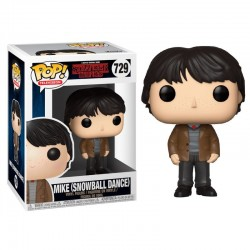 POP STRANGER THINGS 729 MIKE SNOWBALL DANCE - Figurines POP au prix de 14,95 €