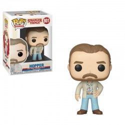 POP STRANGER THINGS 801 HOPPER - Figurines POP au prix de 14,95 €