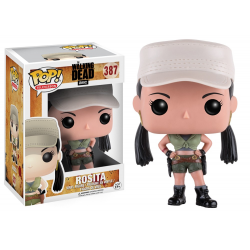 POP THE WALKING DEAD 387 ROSITA - Figurines POP au prix de 14,95 €