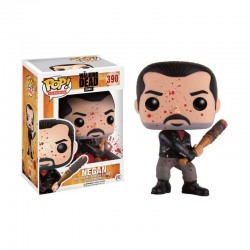 POP THE WALKING DEAD 390 NEGAN BLOOD - Figurines POP au prix de 17,95 €