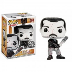 POP THE WALKING DEAD 390 NEGAN EXCLUSIVE - Figurines POP au prix de 17,95 €