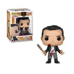 POP THE WALKING DEAD 573 NEGAN - Figurines POP au prix de 14,95 €